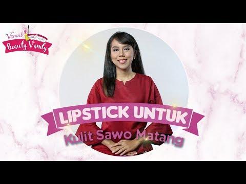 warna-lipstick-yang-cocok-untuk-kulit-sawo-matang