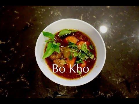 Slow Cooker Bo Kho - Spicy Vietnamese Beef Stew