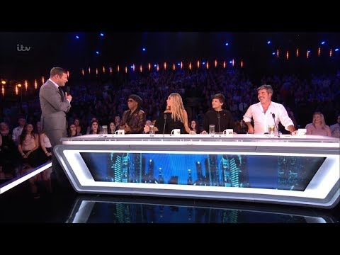 The X Factor UK 2018 A Word with the Judges Live Shows Round 4 Full Clip S15E22