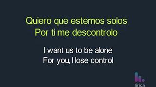 Enrique Iglesias - El BaÑo Ft. Bad Bunny S English And Spanish - Translation & Subtitles