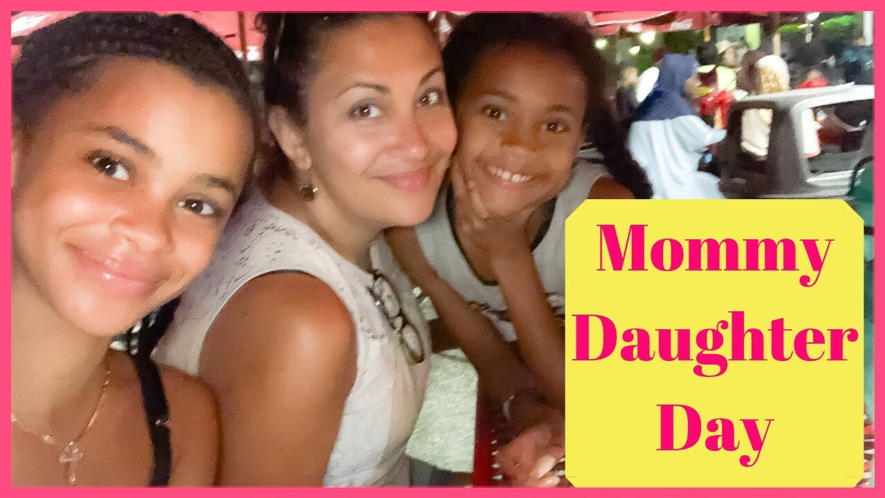 Mommy Daughter Day at Six Flags Great Adventure | Destini's Tween Life