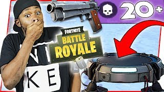 20+ KILLS AND THEN WE CHOKE?!? - FortNite Battle Royale Ep.46