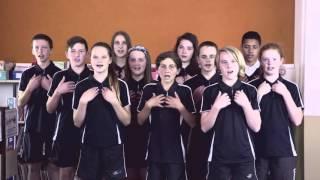 Caroline Chisholm School Domestic Violence Campaign