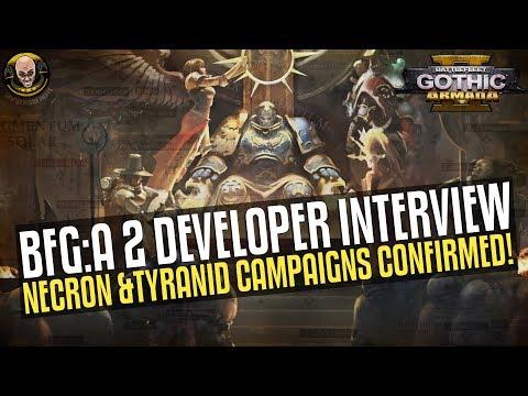 Battlefleet Gothic: Armada 2: Developer Interview