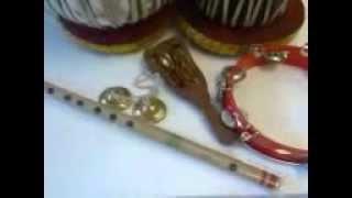 Indian Musical Instruments for Kids