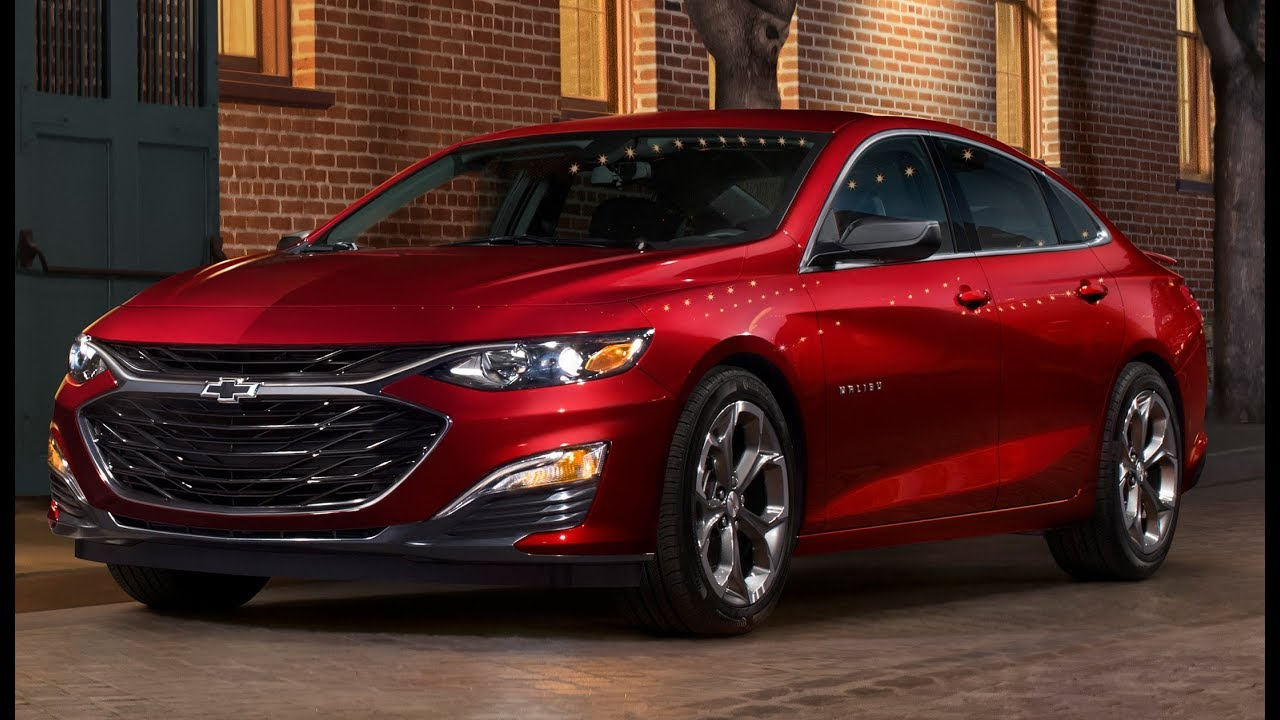 2019 Chevy Malibu - Fresh styling and new RS trim to Fight ...