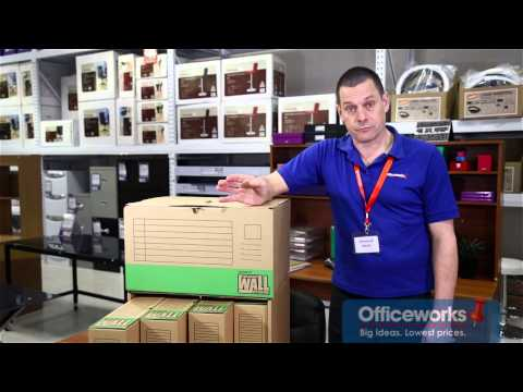 organising-paperwork---officeworks-expert-advice