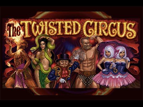 Free slot twisted circus