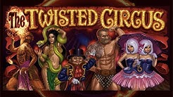 Free The Twisted Circus slot machine by Microgaming gameplay ★ SlotsUp