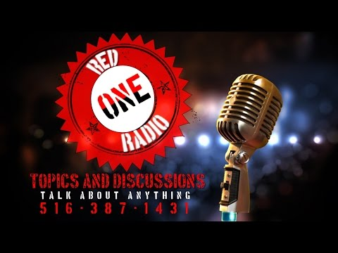 Red One Radio Live with BrandiLand Open Topic Discussion