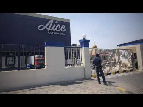 Jalan Jalan Ke Pabrik AICE Mojokerto-indonesia