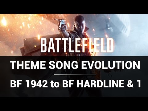 2016 All Battlefield Theme Songs