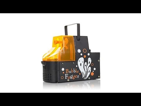 halloween bubble fog machine youtube. Black Bedroom Furniture Sets. Home Design Ideas