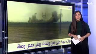 #أنا_أرى اشتباكات بين الثوار وقوات النظام على جبهة عيون حسين بريف حمص