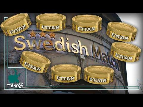 MJÖLBYPARTIET GÖR SNUS PÅ SWEDISH MATCH!!
