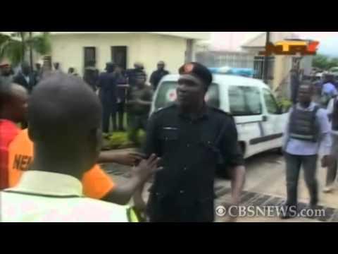 16 dead in Nigeria U.N. explosion