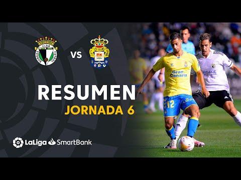 Burgos Las Palmas Goals And Highlights