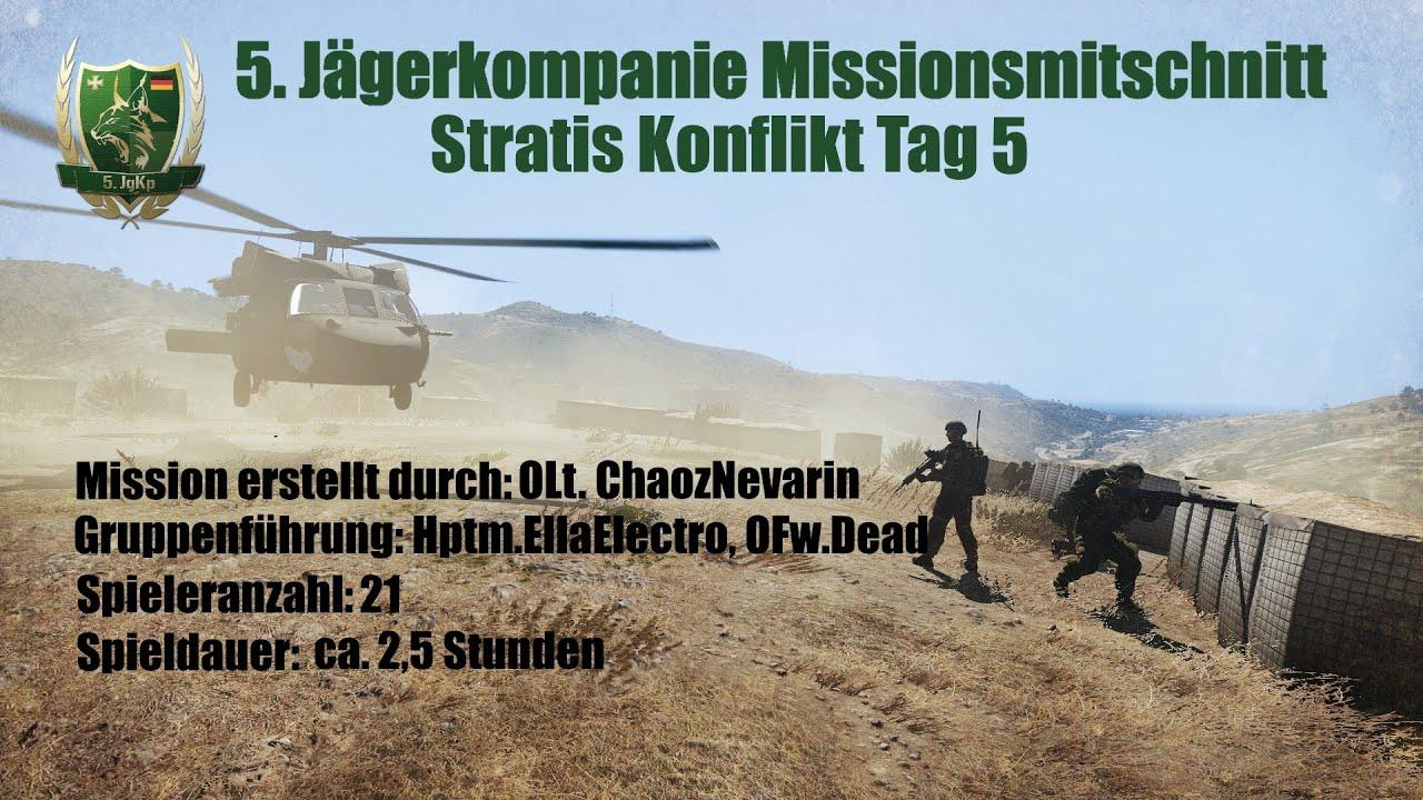 ArmA 3 | Mitschnitt | Stratis Konflikt Tag 5 | Operation ...