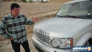 2012 Land Rover LR4 Test Drive & SUV Video Review