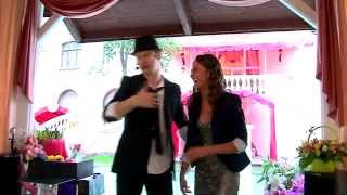 Фокусник на свадьбе - супер шоу!! Салонная магия от artist3d.ru