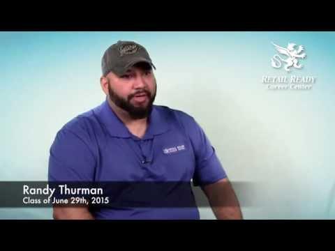 Student Testimonial - Randy Thurman