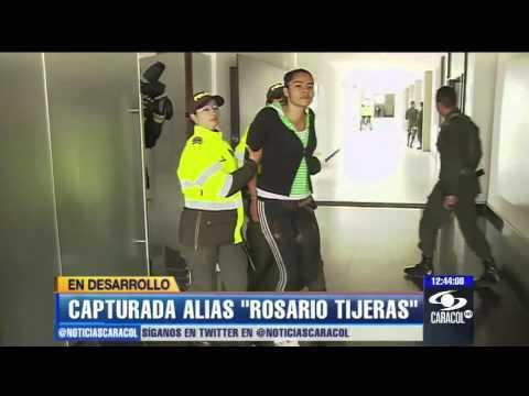 Capturada † Rosario Tijeras † , la nueva líder de banda Los Pascuales - 2 de Marzo de 2013