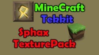 Minecraft Tekkit - How to install Sphax PureBDcraft Texturepack for Tekkit 3.2.1