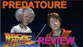 Back to the Future: The Game 30th Anniversary Edition Review