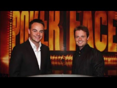Ant and Dec's Poker Face