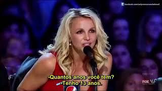 The X Factor (USA) Menina de 13 anos impressiona jurados (Best Covers)