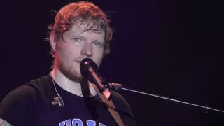 Ed Sheeran - Hearts Don't Break Round Here | 22.03.2017 SAP Arena Mannheim