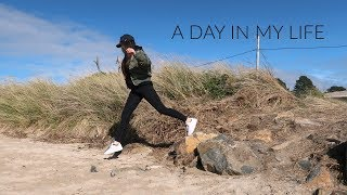 A Day In My Life + Mini Thrift Haul