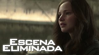Katniss Through District 13 - Katniss atravez del Distrito 13 | Deleted Scene - Escena Eliminada