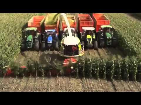 İnanılmaz Modern Tarım Makinesi