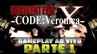 Resident Evil CODE: Veronica | PT BR | Parte 1
