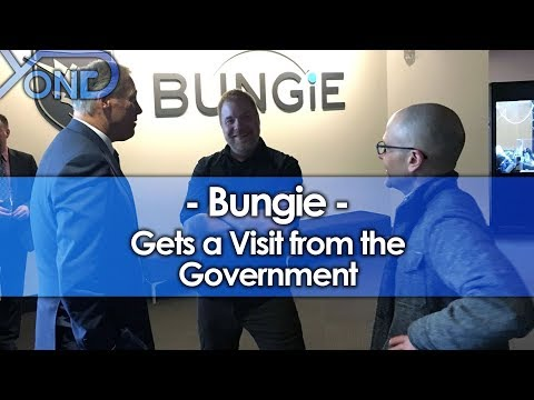 Bungie Gets a Visit from the Government