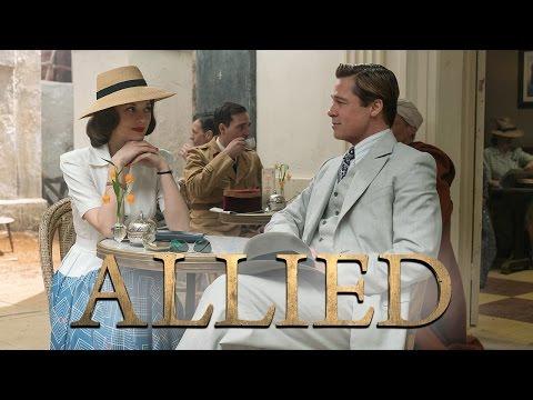 ALLIED - VERTRAUTE FREMDE   Trailer #1   DE