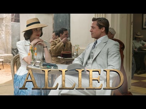 ALLIED - VERTRAUTE FREMDE | Trailer #1 | DE