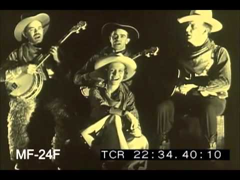 Carson Robison's Buckaroos, 1933
