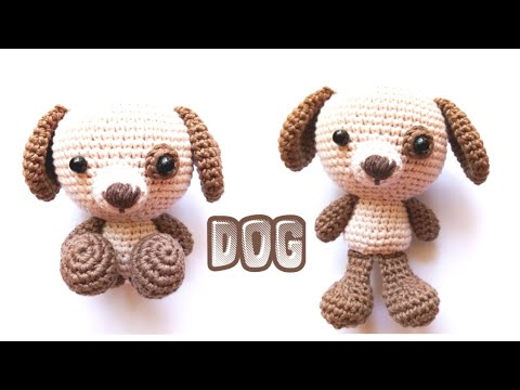 30+ Free Dog Crochet Patterns | AllFreeCrochet.com | 360x480