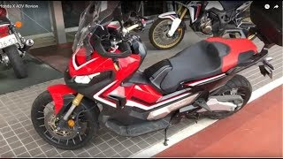 Honda X ADV Review