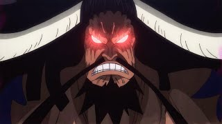 Kaido of the Four Emperors | One Piece (
