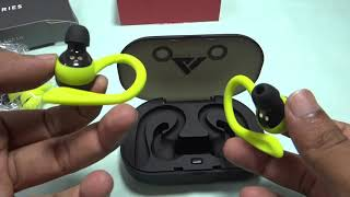 Boult Audio AirBass Tru5ive Pro True Wireless Ear Earphones Unboxing, Review | Boult Airbass Probuds