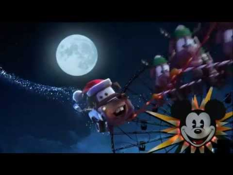 California - Disneyland - Mater's Winter Wonderland Wishes - Travel Commercial - 2013