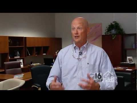Creative Business Interiors featured on WNEP TV Home & Backyard
