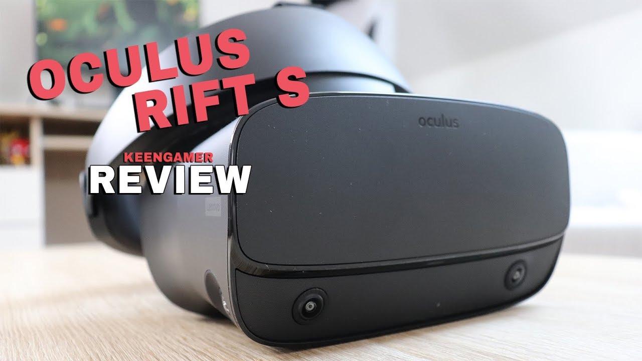 Oculus Rift S Review - KeenGamer
