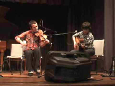 Irish Fiddle & Guitar (Hip Agus Hop, George White's Favorite, Trip to Herves, The Earl's Chair)