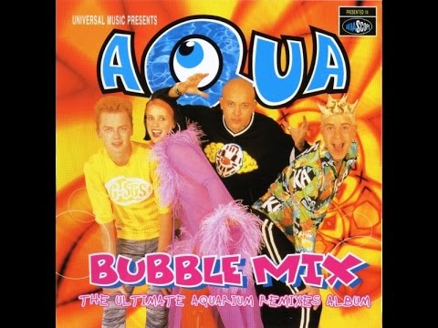 Bubble Mix: The Ultimate Aquarium Remix Album (1998) Full