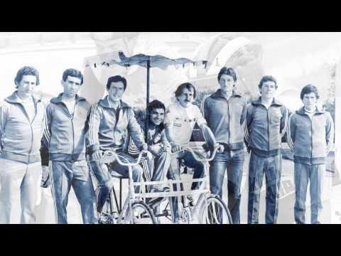 Julio Rubiano, miembro del equipo de Colombia en Tour de l'Avenir – HJCK 1980