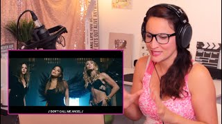 Vocal Coach Reacts! -Ariana Grande, Miley Cyrus, Lana Del Rey - Don't Call Me Angel